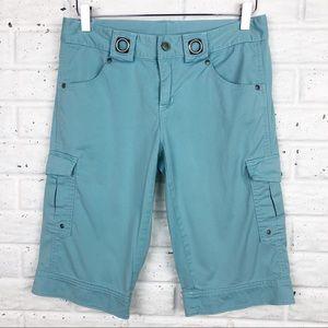 ⬇️ATHLETA Kickit Bermuda Shorts